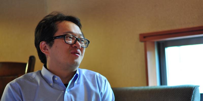 Masao Miyazaki - Owner of Kusatsu-onsen Tsutsuji-tei