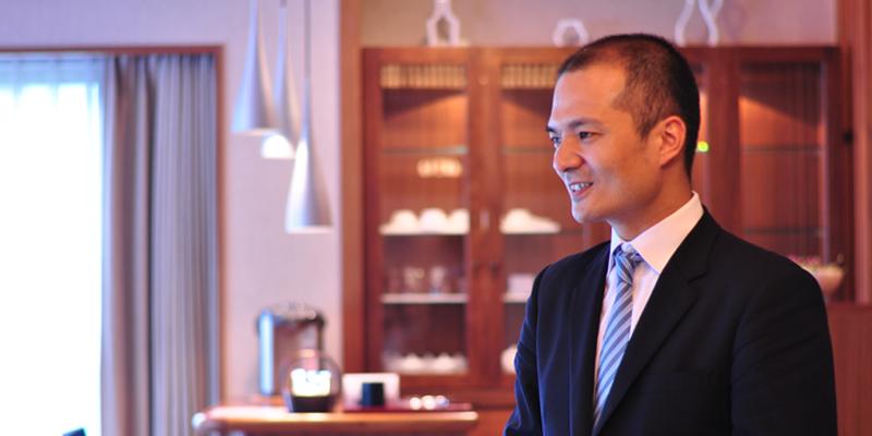 Kazuhiro Otani - Owner of Bettei Otozure